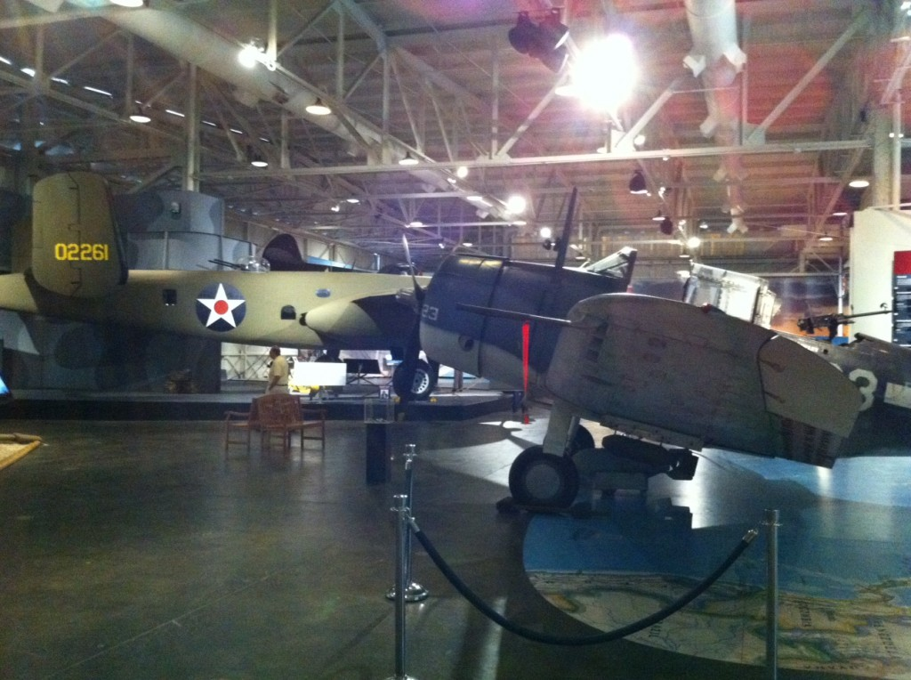 Take Flight at the Pacific Aviation Museum