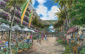 Kamehameha Schools to Build $30 Million Retail Complex in Kakaako