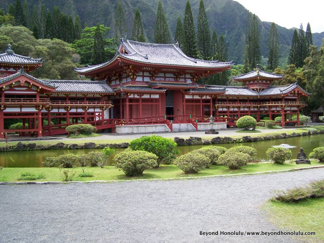 The Byodo-In Temple at Valley of the Temples: One of Hawaii's Best Kept Secrets