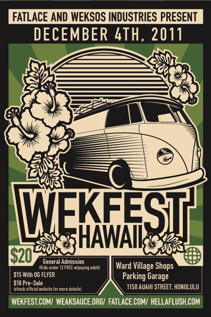 Wekfest Car Show Hits Hawaii