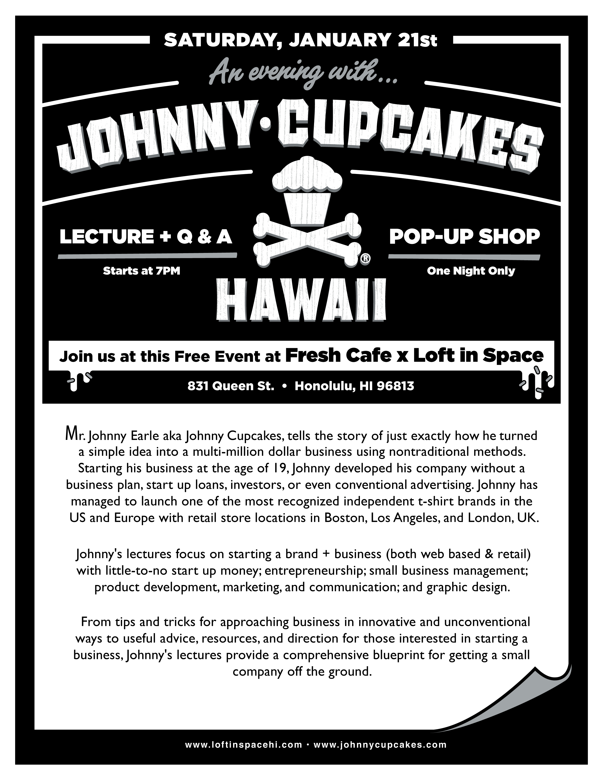 Johnny cupcakes in hawaii malvernweather Image collections
