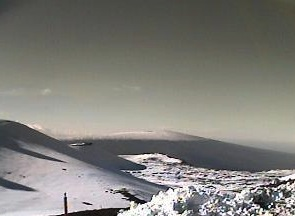Mauna Kea and Mauna Loa get Big Snowfall With More Expected
