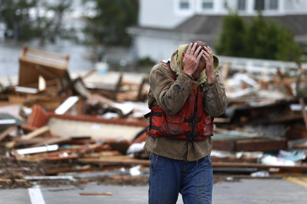 Hurricane Sandy Photos