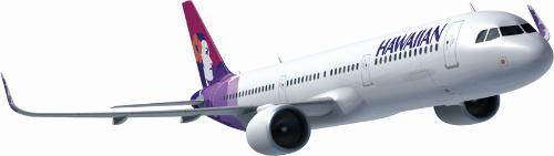 Hawaiian Airlines Will Expand its Fleet With 25 Long-Range, Single Aisle Aircraft