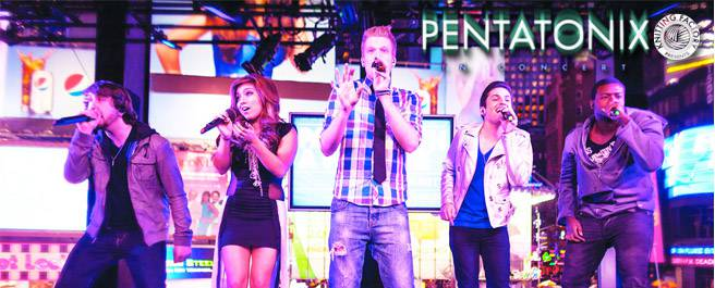 Pentatonix at the Republik