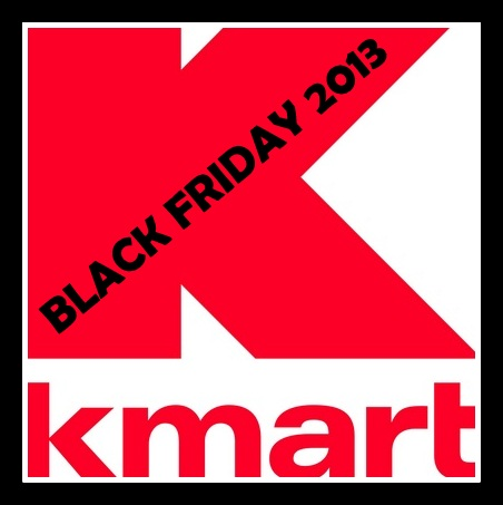 2013 Kmart Black Friday Deals