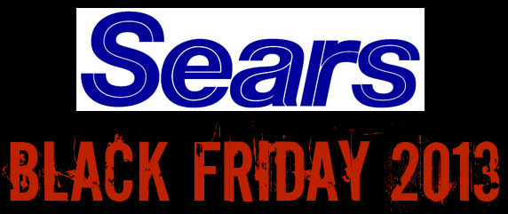 2013 Sears Black Friday Deals