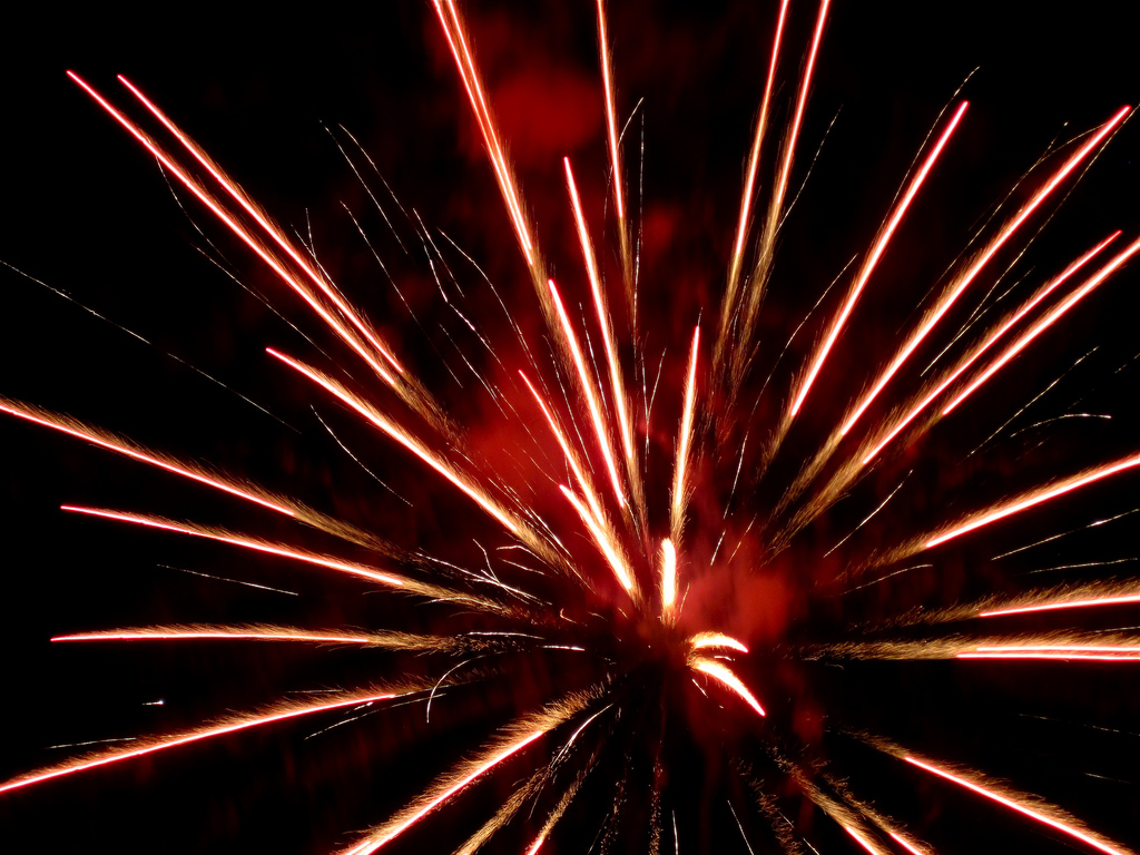 Hawaii New Year's Eve Fireworks Displays