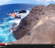 Spitting Caves Cliff Diving