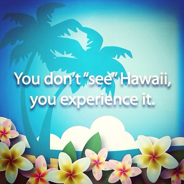 True story. #hawaii #experiencehawaii #gobeyond