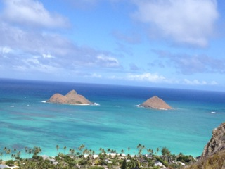 Pillbox Hike Lanikai
