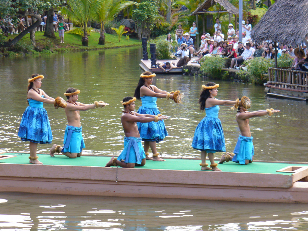 Polynesian Cultural Center Gives in Depth Cultural Experience