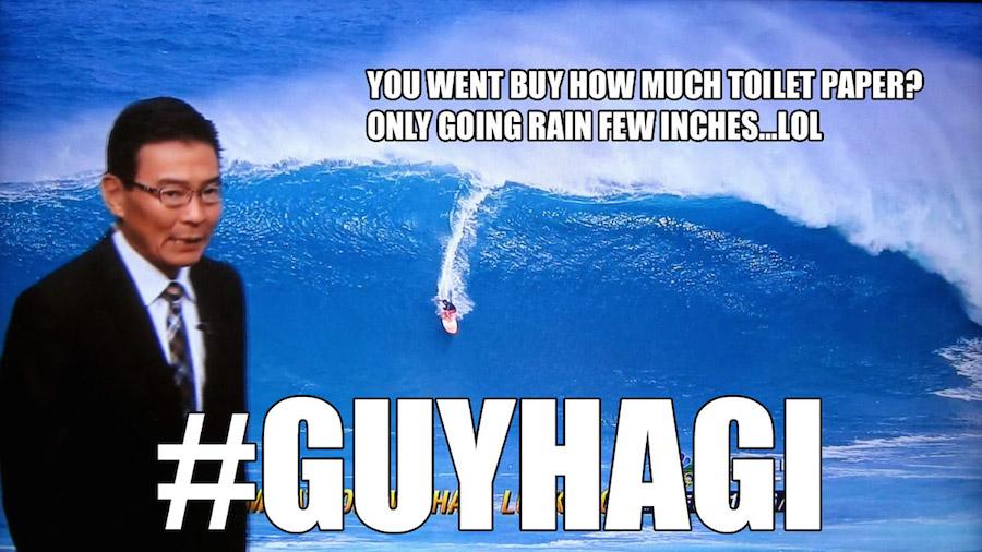 Guy Hagi Hurricane Memes Go Viral