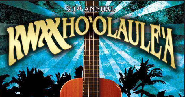 Hiloʻs Block Party – 21st Annual KWXX Hoʻolauleʻa