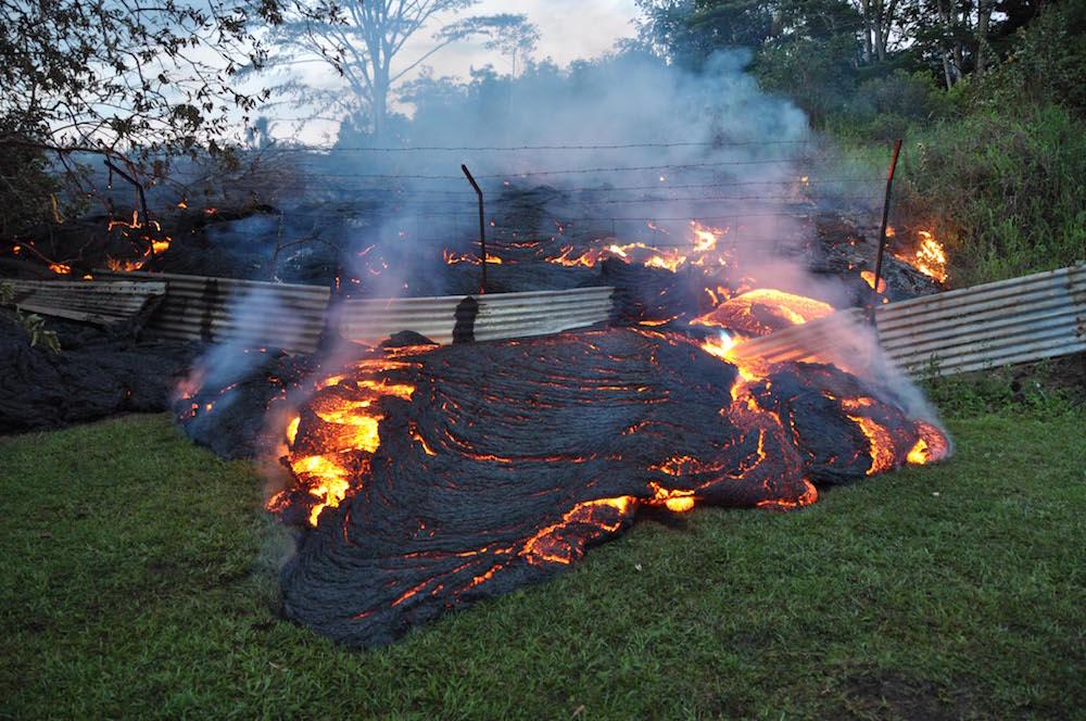 Kilauea-Lava