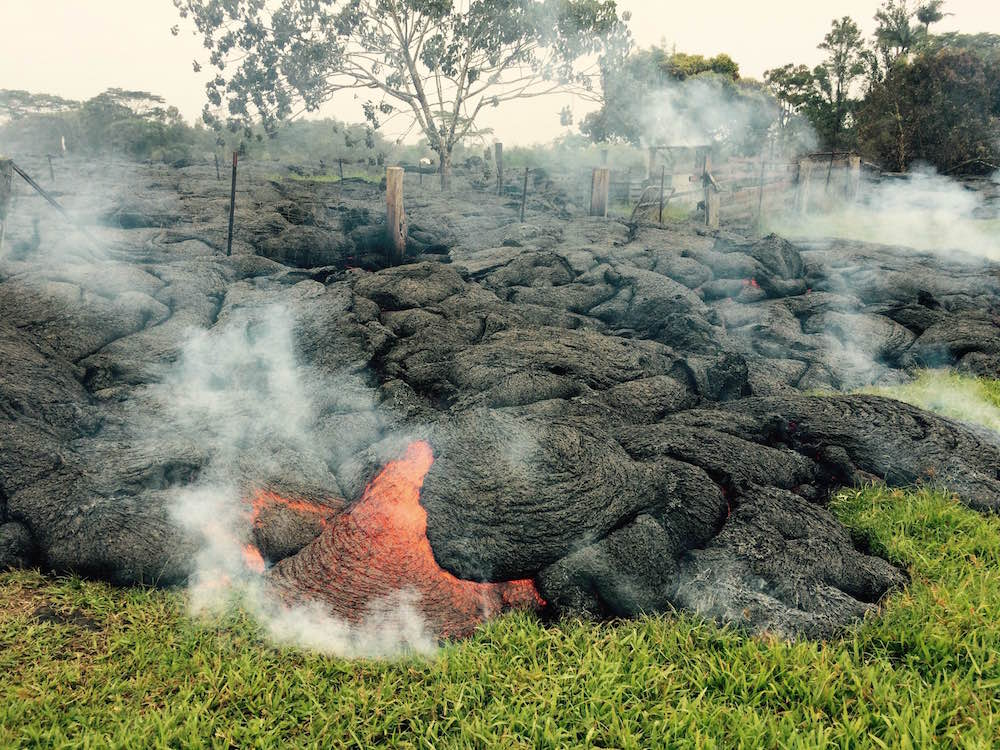 Lava-Flow-in-Pahoa