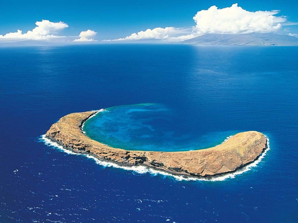 Molokini-Crater- Photo by Emily Whale on Flickr