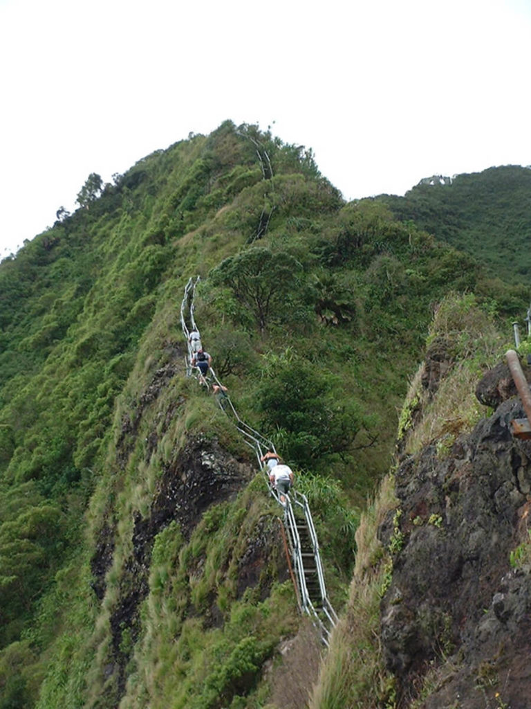 Stairway to Heaven on Oahu