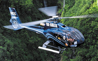Blue Hawaiian Helicopter Tour Crash Kills 5 on Molokai