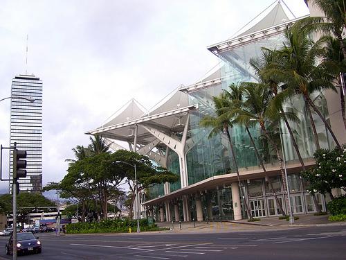 Kapiolani Boulevard is Now Closed for APEC