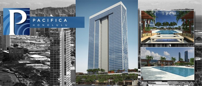 The Pacifica Honolulu Condominium is Now Open