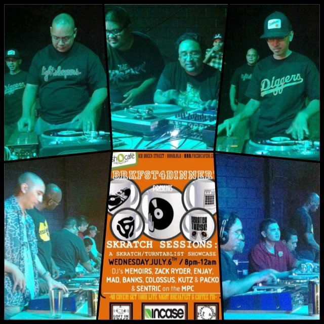 Turntablism: The Art of Manipulating Sounds, Featuring Skratch Sessions