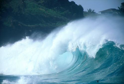 Huge Waves and High Winds Expected for all Hawaiian Islands