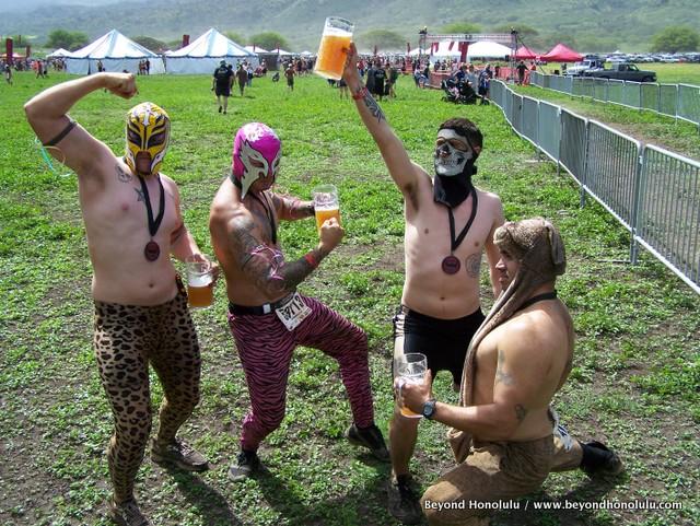 2012 Warrior Dash Hawaii Photo Gallery 1