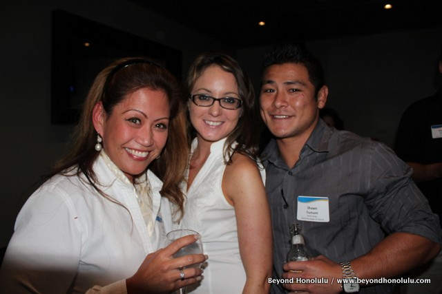Young Professional's Network Launch Party at Tsunami's