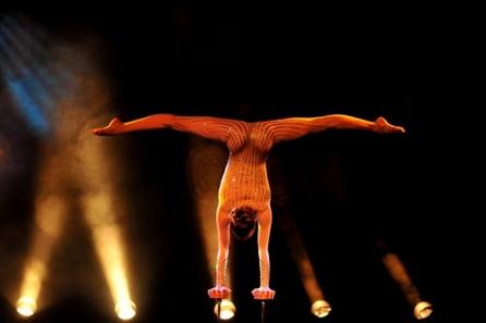 Cirque du soleil cameltoe