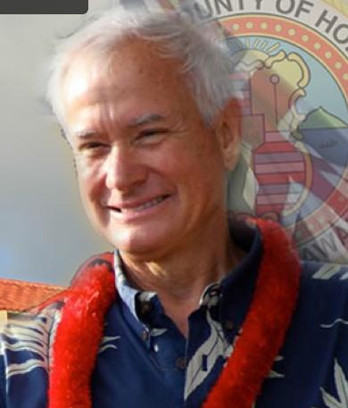 Kirk Caldwell is Sworn In as Honolulu Mayor