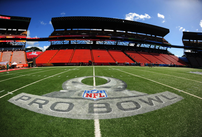2013 Pro Bowl Rosters