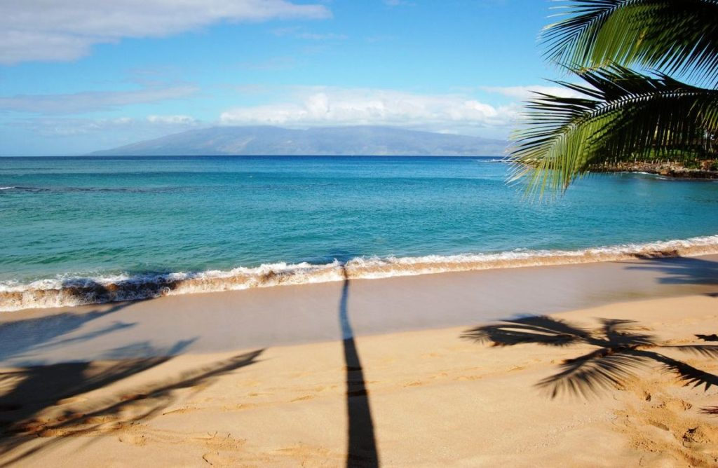 Kaanapali Beach Voted Best in United States