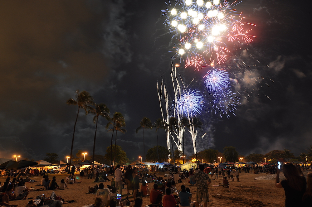 How to Celebrate the 4th of July Hawaiian Style