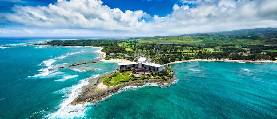 Turtle Bay Resort on Oahu