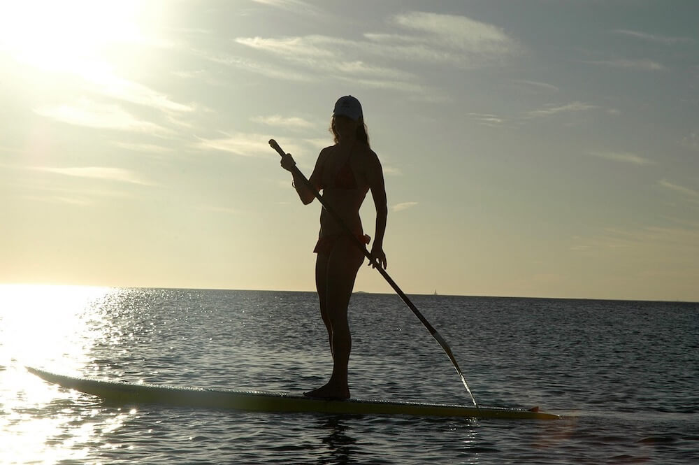 Paddle Board Hawaii