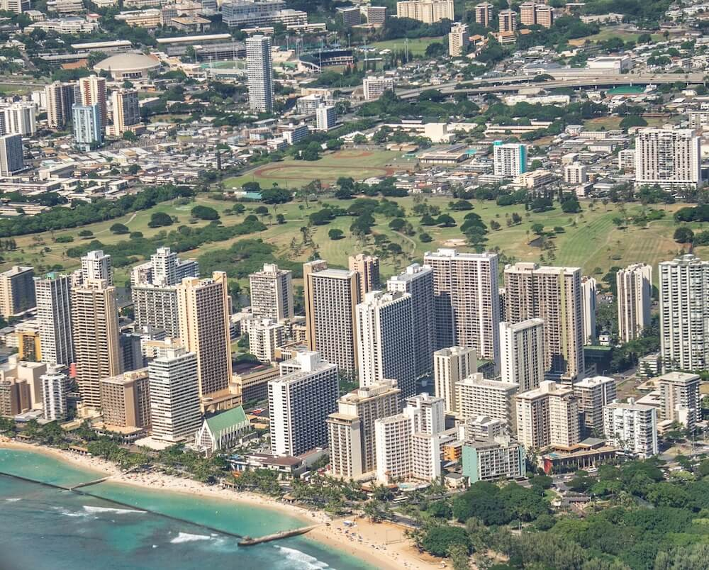Honolulu real estste