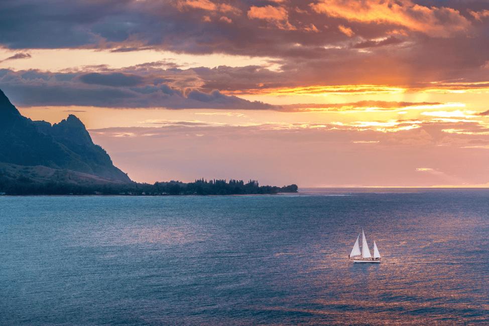 Boating in Hawaii